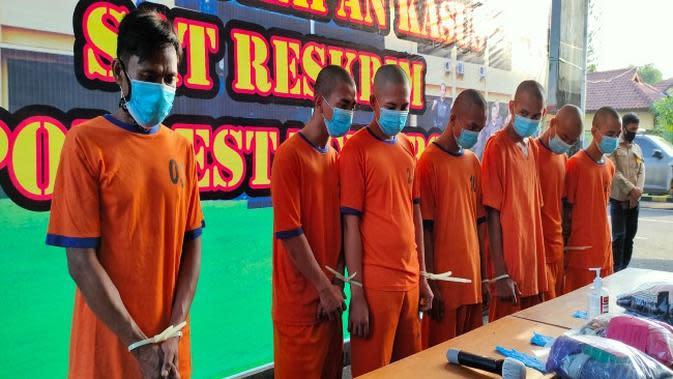 Tindak kriminal pencabulan anak dibawah umur dikabarkan mengalami peningkatan. Foto (Liputan6.com / Panji Prayitno)