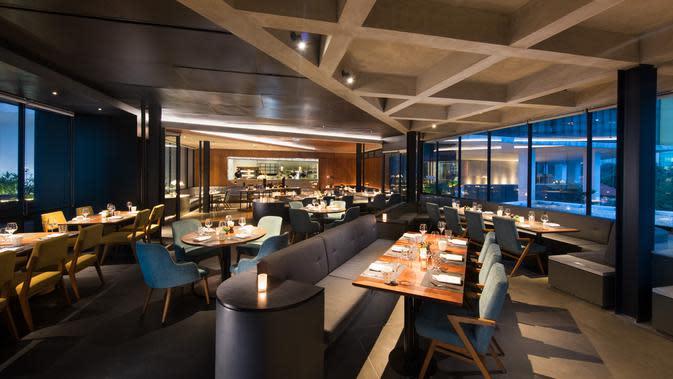 Sea Grain Restaurant & Bar di DoubleTree by Hilton Jakarta - Diponegoro. (dok. DoubleTree by Hilton Jakarta - Diponegoro)