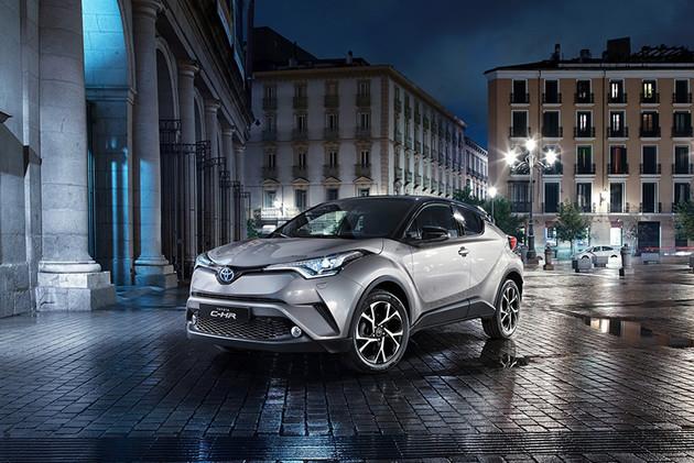 面對預售價91.9萬元起的全新Toyota C-HR 你究竟該等還是不該等...