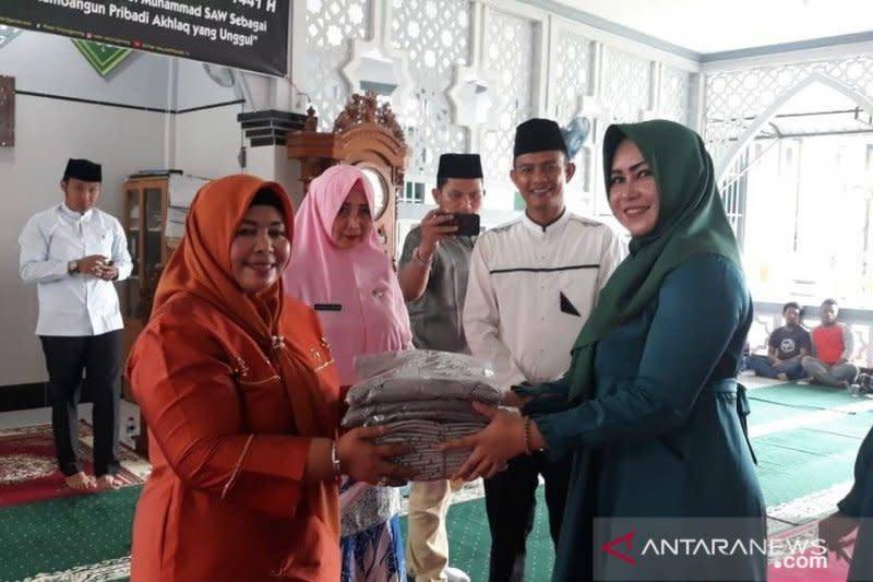 Dekranasda Tanjungpinang promosikan batik karya narapidana