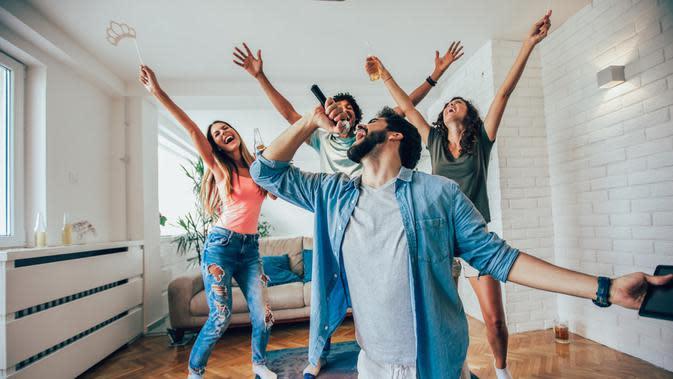 Ilustrasi bahagia. © Shutterstock