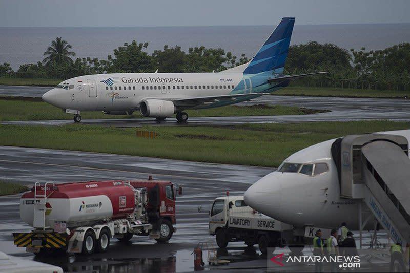 Tebar diskon 45 persen, penumpang Garuda melonjak hingga 50 persen