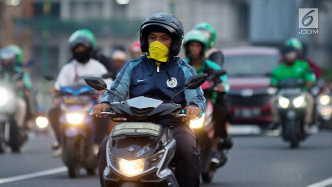 Hati-Hati, Pakai Masker dan Helm Fullface Bisa Menyebabkan Kematian