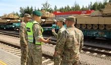 與白俄接壤邊界緊張升高 數百美軍進駐立陶宛演習