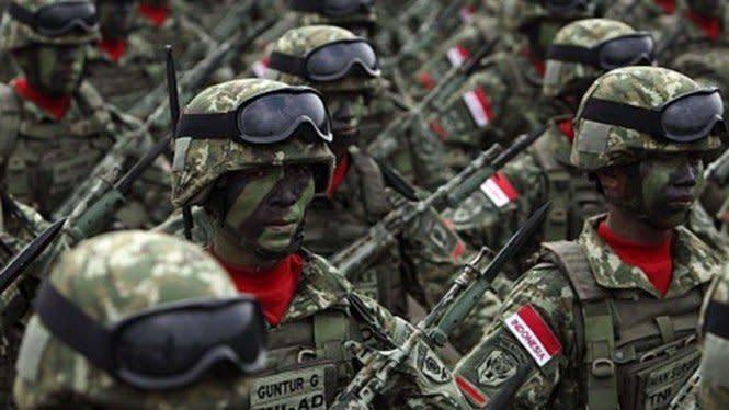 Pendaftaran Calon Perwira Prajurit Karier TNI 2020 Telah Dibuka