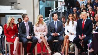 美國大選|特朗普的五個子女做什麼工作?