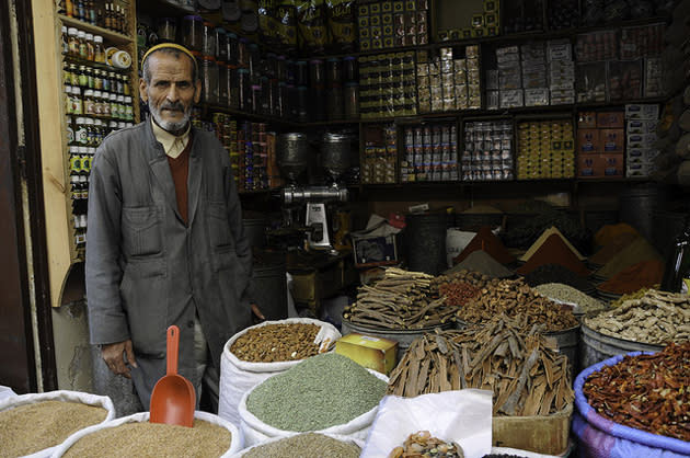 Flickr photo of the day: The spice merchant