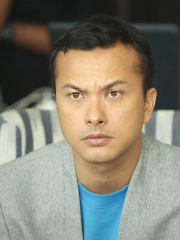Nicholas Saputra (Bambang E Ros/Fimela.com)