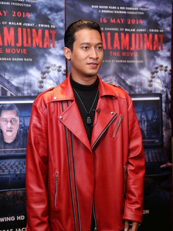 Preskon film Malam Jumat (Adrian Putra/Fimela.com)