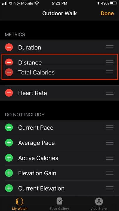 how to use apple watchs fitness features metrics5