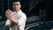 甄子丹隔離猛練詠春拳 助跑一跳「離地150cm」飛踢木人樁