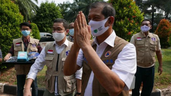 Ketua Satgas Doni Monardo: Jangan Berpikir Rumah Aman dari Covid-19