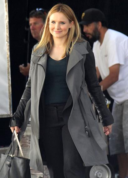 Stars On The Set Of 'Veronica Mars'