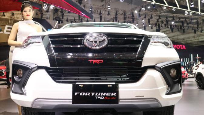 Jelang Peluncuran Model Baru, Diskon Toyota Fortuner Tembus Puluhan Juta