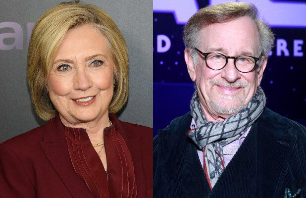 Hillary Clinton and Steven Spielberg Set Political Anthology 'The Women's Hour' at The CW