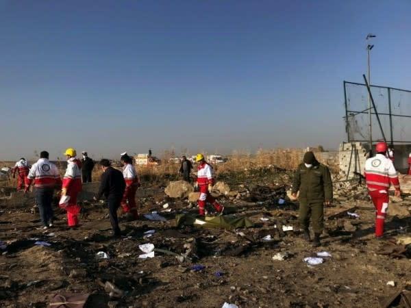 [BREAKING] Media AS: Iran Tak Sengaja Tembak Jatuh Pesawat Ukraina