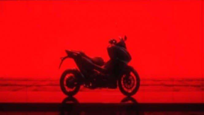 Honda Siapkan Skutik Rasa Motor Gede, Meluncur Sebentar Lagi