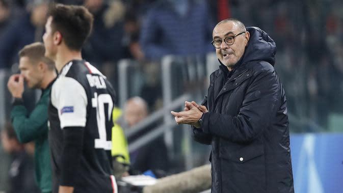 Jurgen Klopp Puji Juventus, Maurizio Sarri: Dia Sedang Melepas Ketegangan