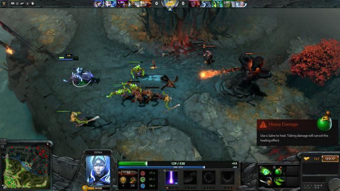 Jadwal Live Streaming DotA 2 Gaming Class, Sabtu 19 September