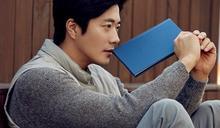 韓國藝人 權相佑拍代言品牌最新宣傳照