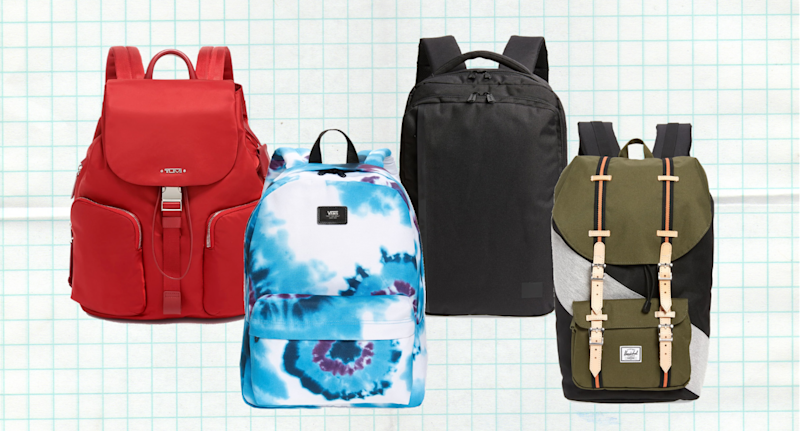 Best Nordstrom backpacks to shop in the Anniversary Sale.