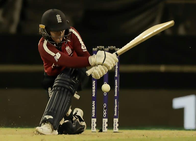 Beaumont stars as England Women beat West Indies