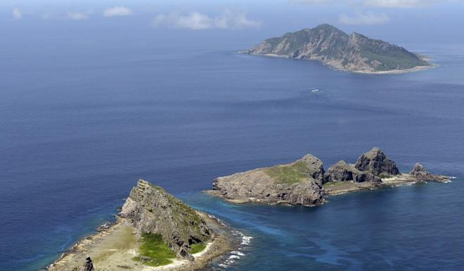The dispute over the Diaoyu, or Senkaku, Islands is an ongoing source of tension. Photo: Kyodo