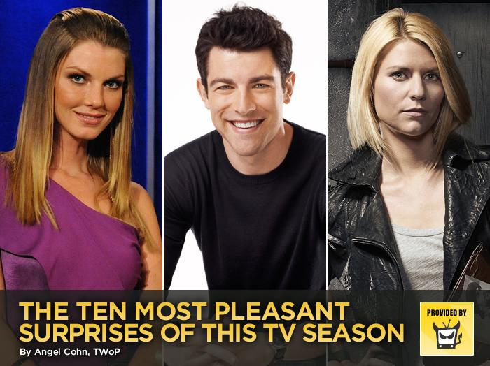 The Ten Most Pleasant Surprises of This TV Season