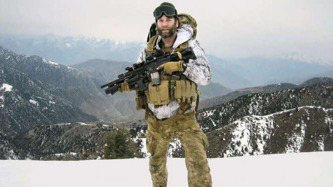 VIVA Militer: Sersan Satu Jason Everman saat bertugas di Afghanistan