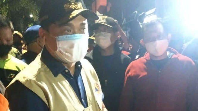 Longsor Ciganjur Makan Korban Jiwa, Wagub DKI Turun ke Lokasi