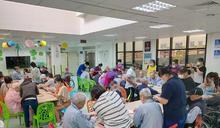 中榮埔里分院附設精神護理之家 住民手做月餅體驗過節