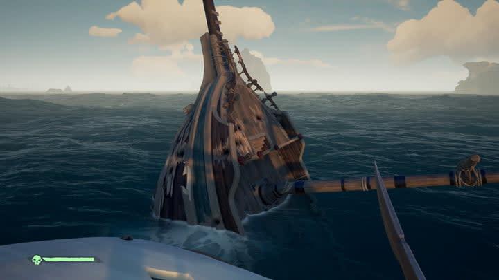 sea of thieves beginners guide shipwrecks