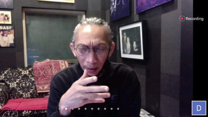 Dewan Komisaris Jakarta City Philharmonic Anto Hoed. (Liputan6.com/Dinny Mutiah)