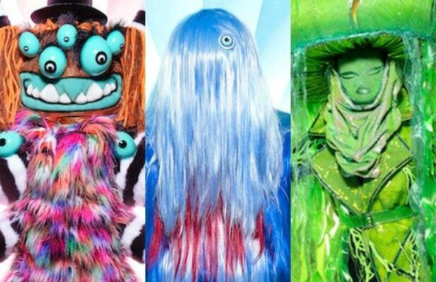 'Masked Singer' Season 4 Costumes: Here's Your First Look at Squiggly Monster, Jellyfish and More (Photos)