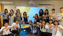 Young飛團隊 跨國為難民兒童輔導英語
