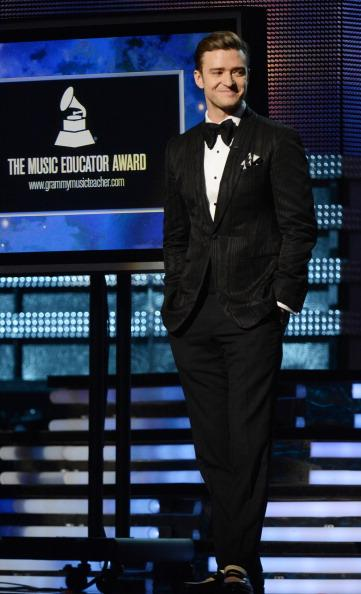 2013 Grammy Awards: Moments The Cameras Missed
