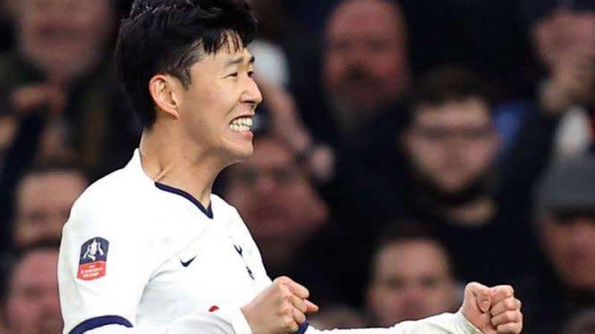 MU Vs Tottenham, Teka-teki Son Heung-min Buatan Jose Mourinho