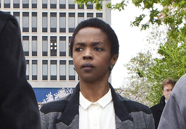 Lauryn Hill Sentenced to 3 Months in Prison, 3 Months House Arrest