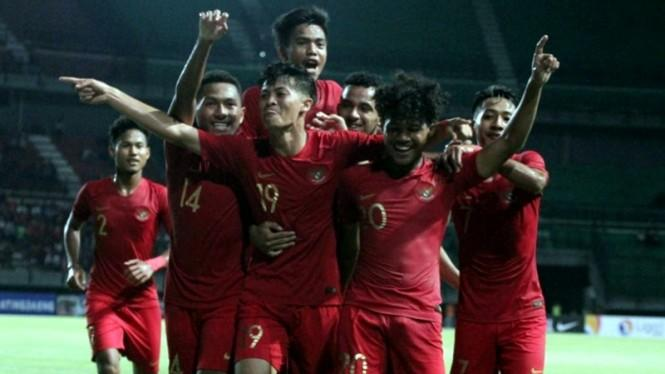 Korea Selatan dan Malaysia Ancam Timnas Indonesia U-19 di Piala Asia