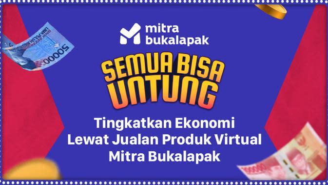 Sharing Session: Tingkatkan Ekonomi Lewat Jualan Produk Virtual Mitra Bukalapak di Vidio