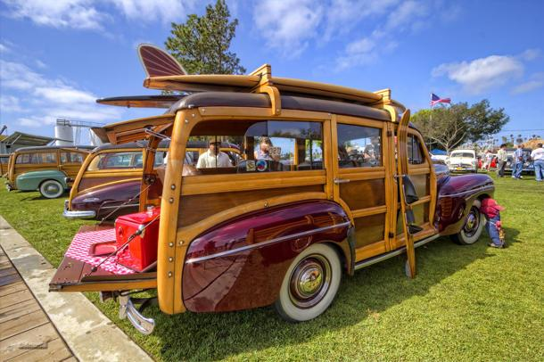 Woody wagon world: Flickr photo of the day
