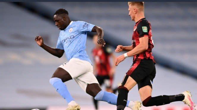 Duel antara Manchester City vs Bournemouth di ajang Piala Liga Inggris 2020/2021