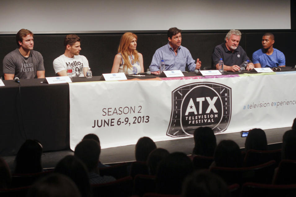 "The ""Friday Night Lights"" Panel at the ATX Television Festival"