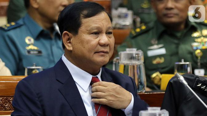 Prabowo: Hutan Bisa Buka Lapangan Kerja untuk 1 Juta Kepala Keluarga