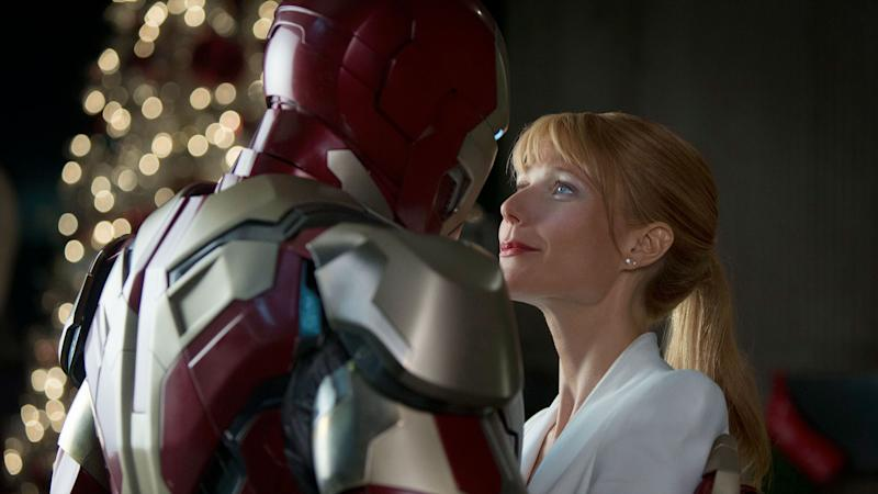 Unfilmed 'Iron Man 3′ Scene Puts Pepper Potts in Charge