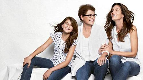 Cindy Crawford's Daughter Returns to Modeling