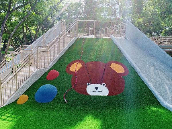小熊公園(林口社區運動公園)