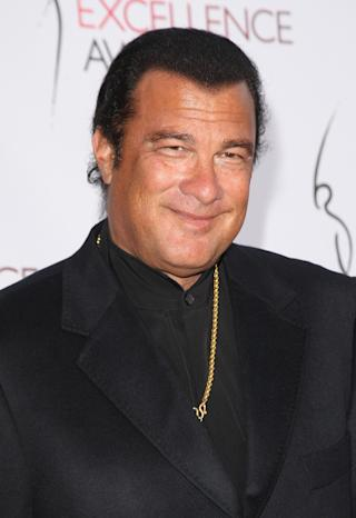 Steven Seagal, Ponytail Turn 60