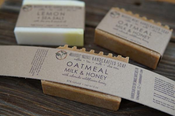Soap Packaging Ideas – Soap Cigar Band Labels – Lovin Soap