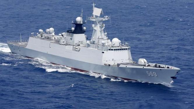 Amerika Terkejut, Ternyata China Melesat Jadi Raja Perang Laut Dunia
